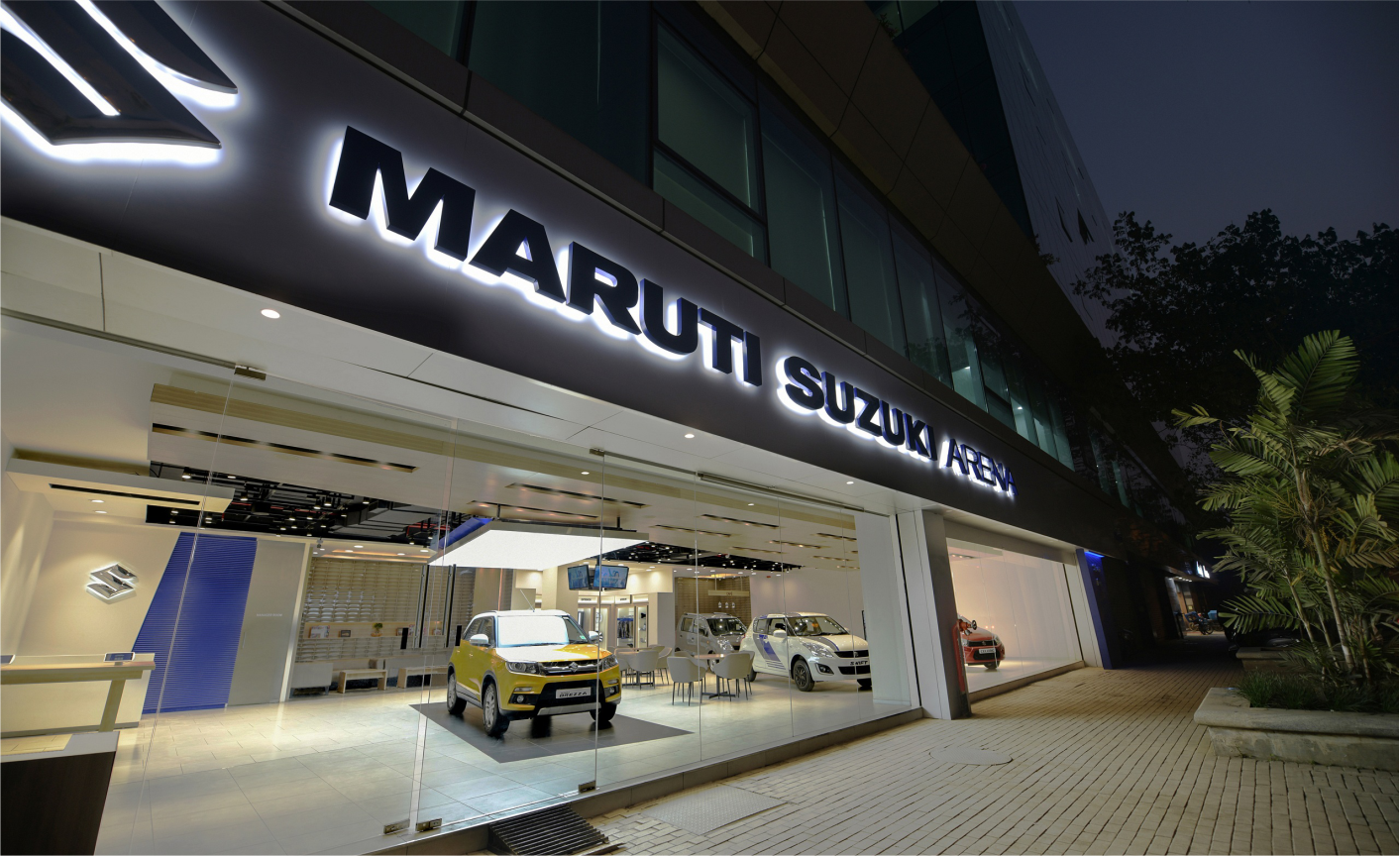 Maruti Suzuki Arena - New Digitally Transformed Car Showroom 1