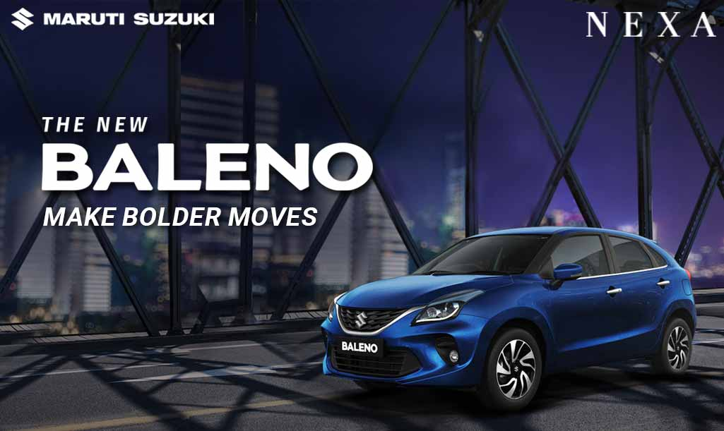 Maruti Suzuki New Baleno 2019 - Images, Features, Specifications 2