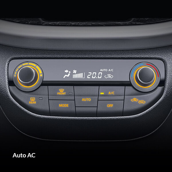 Maruti XL6 Car Interior